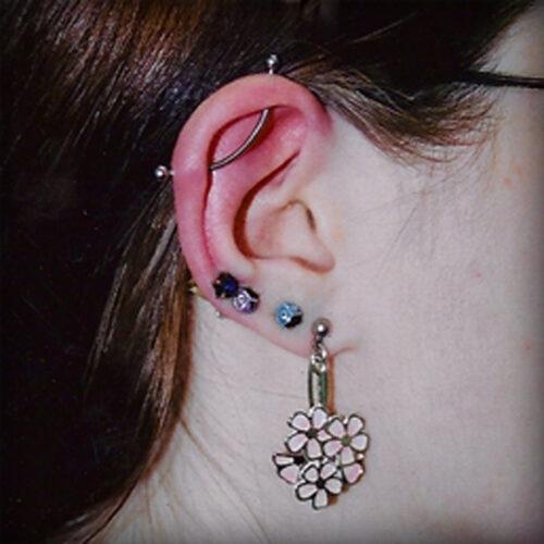 Industrial ear piercing in Mankato, MN