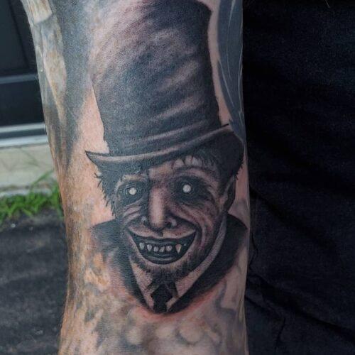 tattoo by Karl Schneider At Cactus Tattoo