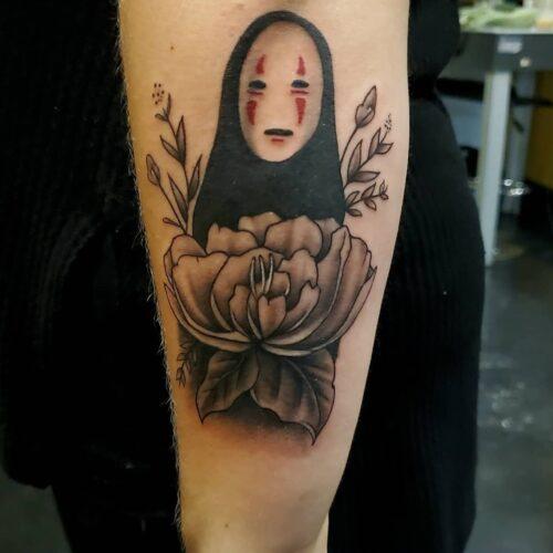 tattoo by Karl Schneider at Cactus